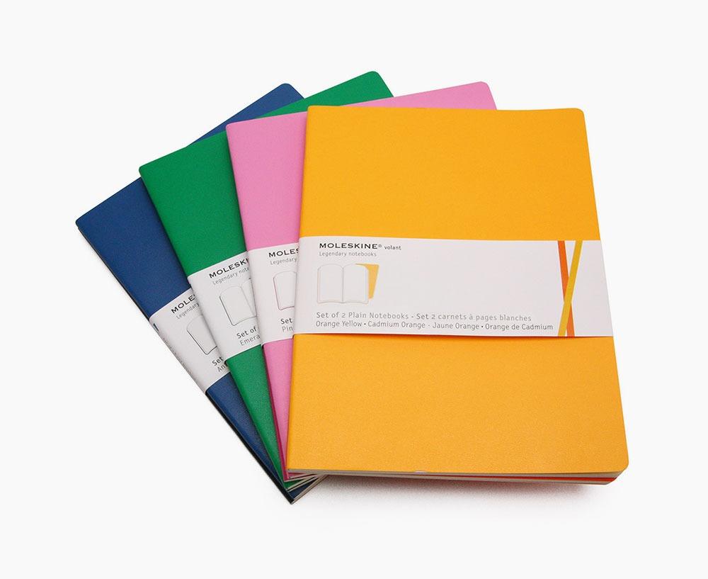 moleskin legendary notebooks