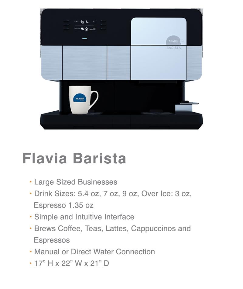 Flavia Barista