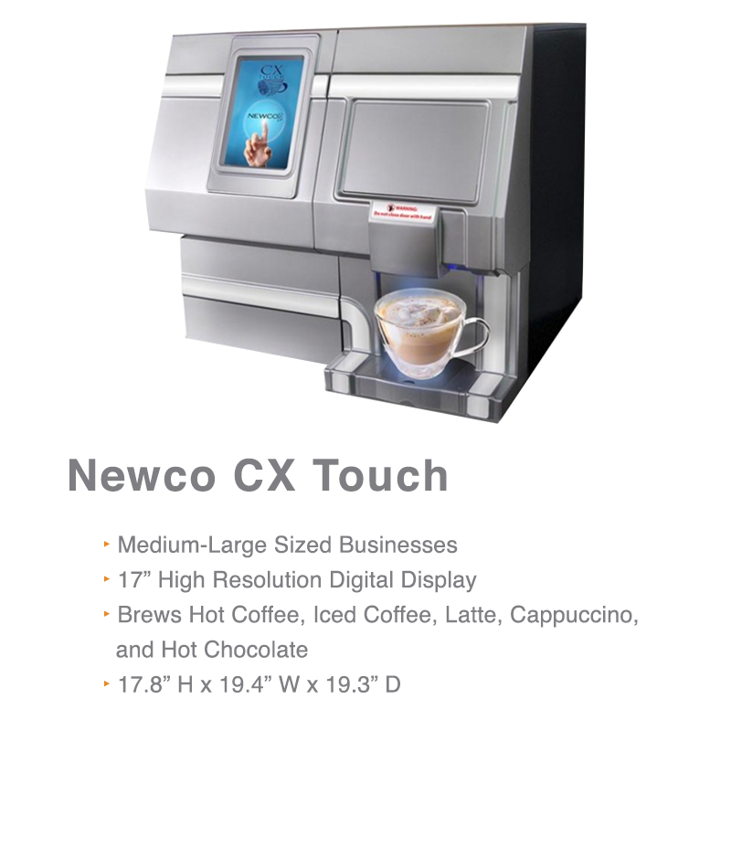 NewcoCX