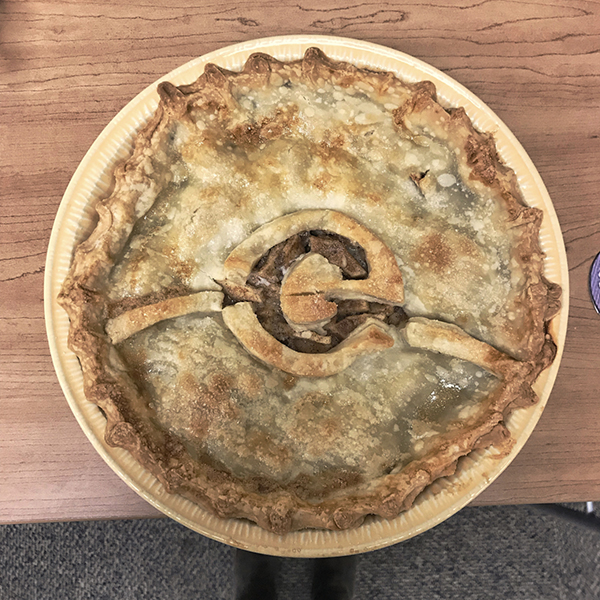 Guernsey Logo Apple Pie