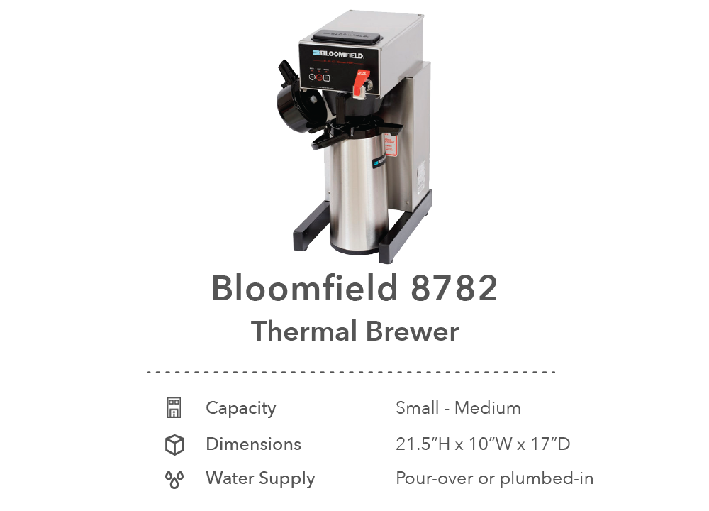 Bloomfield 8782