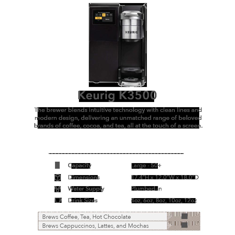 Keurig K3500
