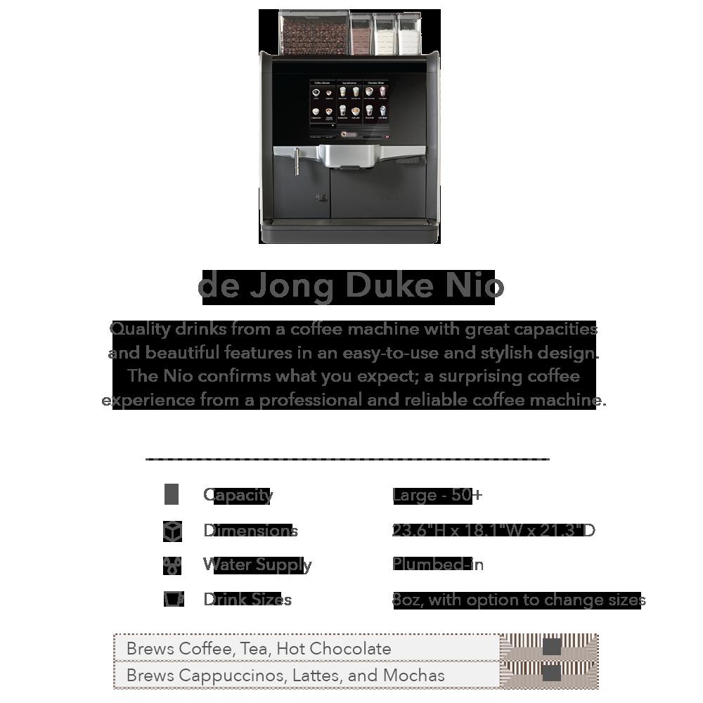 deJong Duke Nio