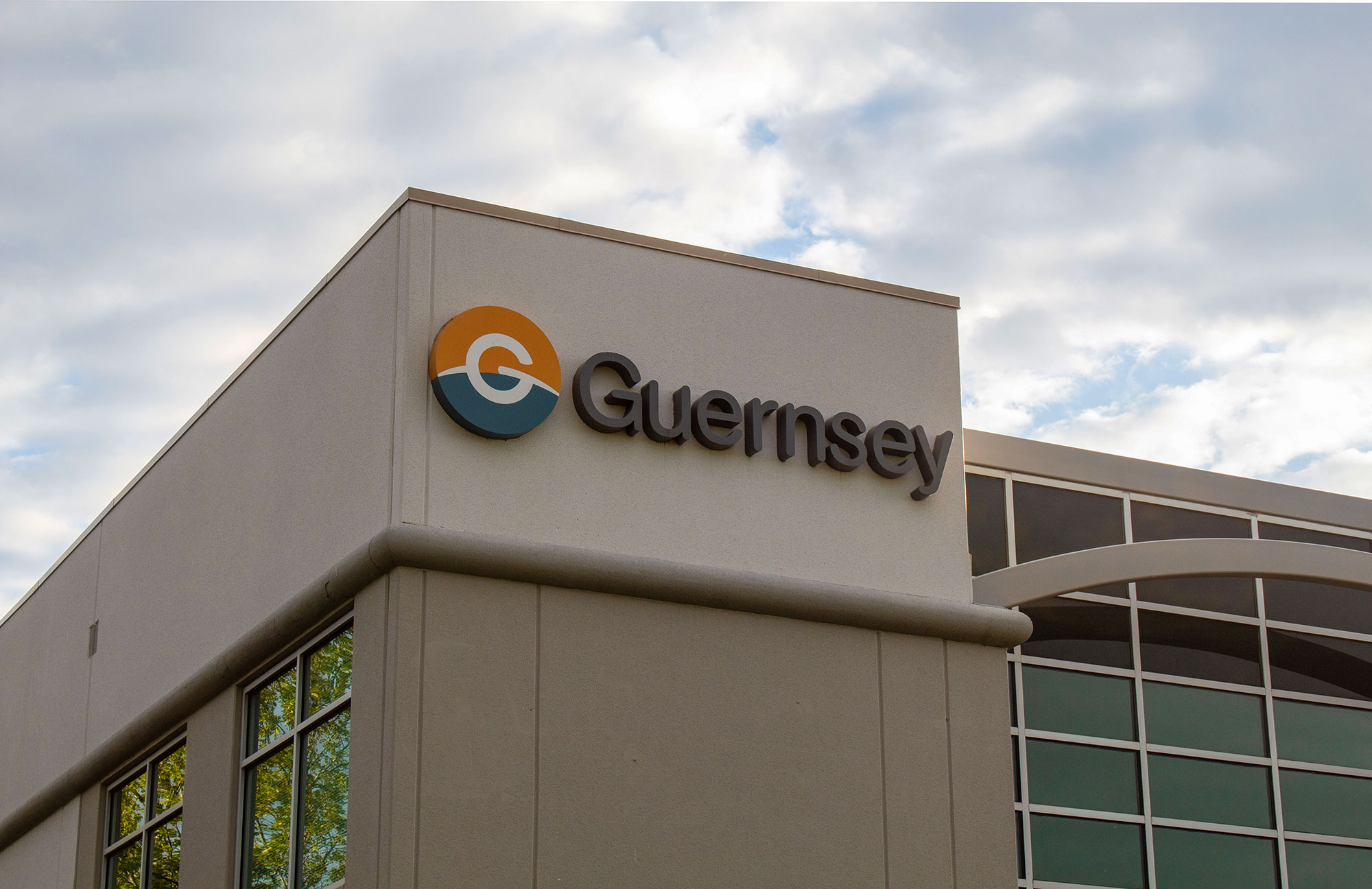 Guernsey Building Exterior